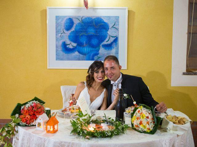 Il matrimonio di Natali e Andreas a Savoca, Messina 41