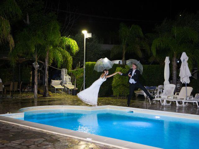 Il matrimonio di Natali e Andreas a Savoca, Messina 42