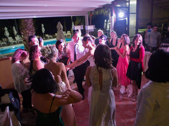 Il matrimonio di Natali e Andreas a Savoca, Messina 49