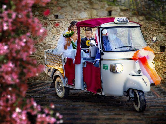Il matrimonio di Natali e Andreas a Savoca, Messina 2