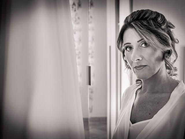 Il matrimonio di Francesca e Daniele a Capodimonte, Viterbo 8