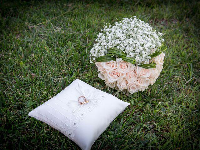 Il matrimonio di Francesca e Daniele a Capodimonte, Viterbo 10