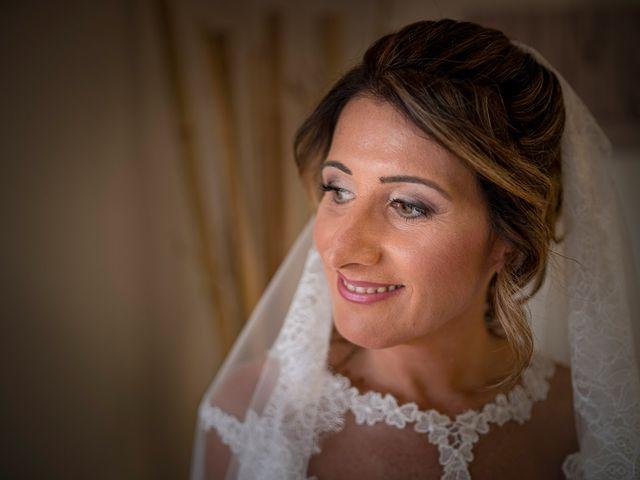 Il matrimonio di Francesca e Daniele a Capodimonte, Viterbo 13