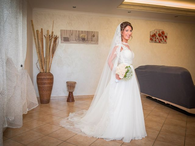 Il matrimonio di Francesca e Daniele a Capodimonte, Viterbo 14