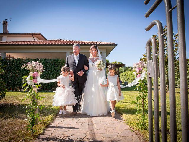 Il matrimonio di Francesca e Daniele a Capodimonte, Viterbo 15
