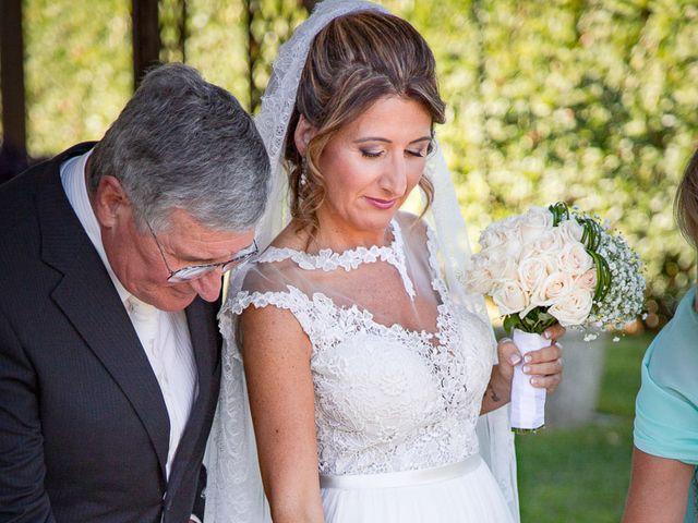 Il matrimonio di Francesca e Daniele a Capodimonte, Viterbo 16