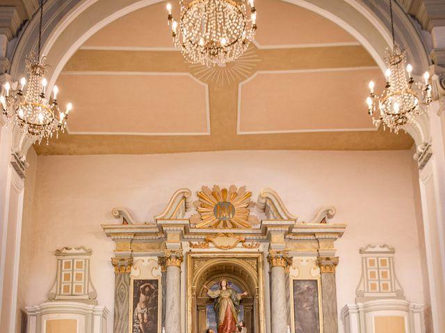 Il matrimonio di Francesca e Daniele a Capodimonte, Viterbo 18