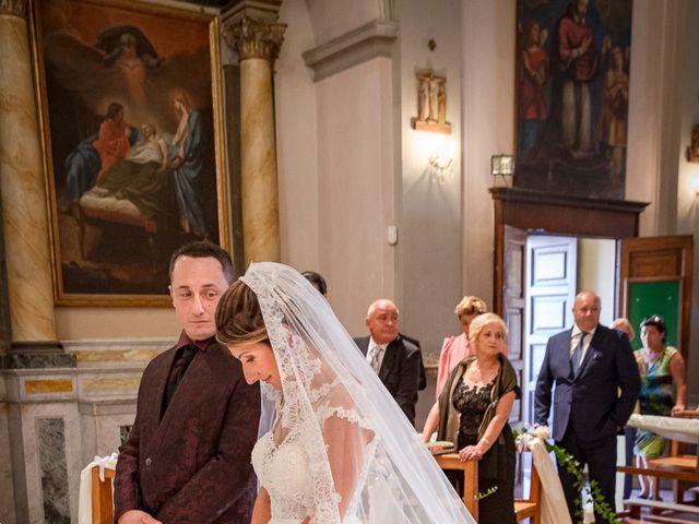 Il matrimonio di Francesca e Daniele a Capodimonte, Viterbo 19