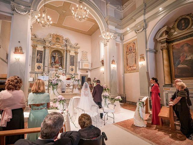 Il matrimonio di Francesca e Daniele a Capodimonte, Viterbo 20