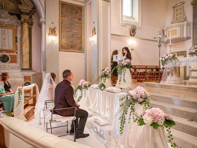 Il matrimonio di Francesca e Daniele a Capodimonte, Viterbo 21