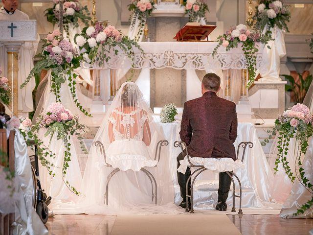 Il matrimonio di Francesca e Daniele a Capodimonte, Viterbo 22