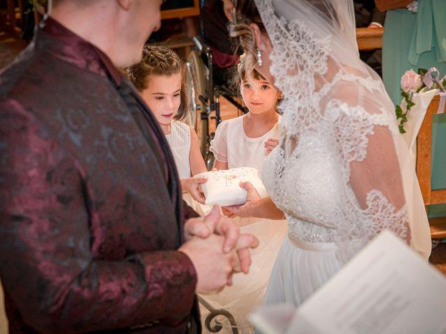Il matrimonio di Francesca e Daniele a Capodimonte, Viterbo 23