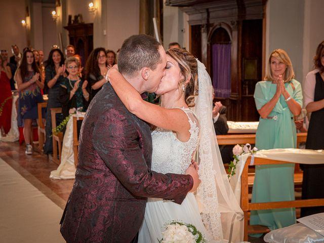 Il matrimonio di Francesca e Daniele a Capodimonte, Viterbo 24