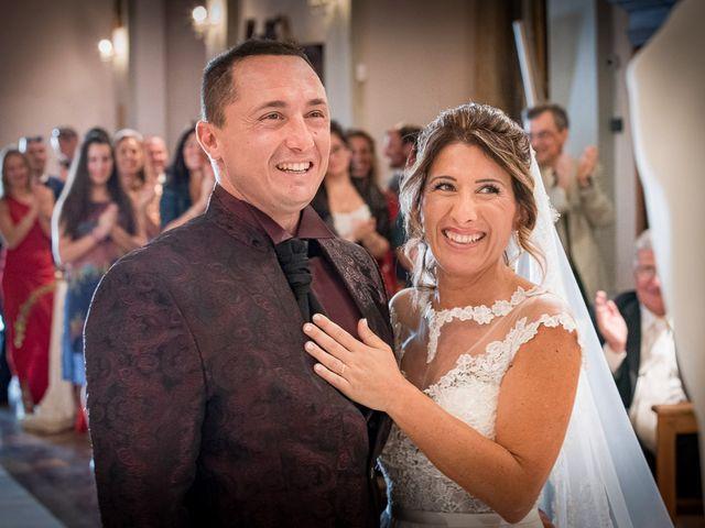 Il matrimonio di Francesca e Daniele a Capodimonte, Viterbo 25