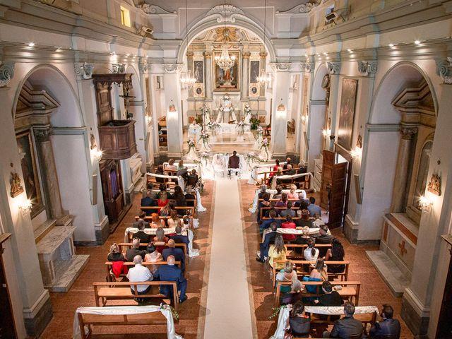 Il matrimonio di Francesca e Daniele a Capodimonte, Viterbo 26