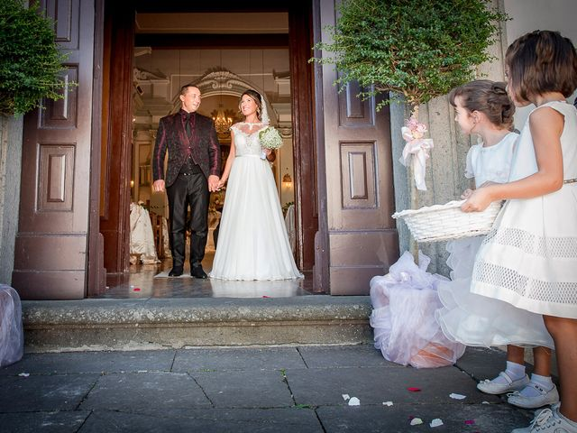 Il matrimonio di Francesca e Daniele a Capodimonte, Viterbo 27