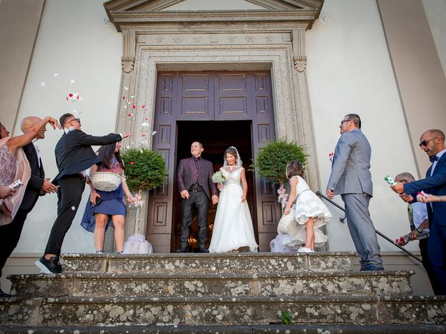 Il matrimonio di Francesca e Daniele a Capodimonte, Viterbo 28
