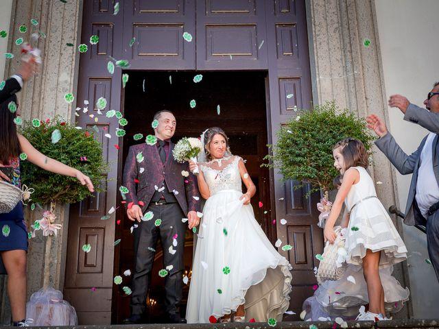 Il matrimonio di Francesca e Daniele a Capodimonte, Viterbo 29