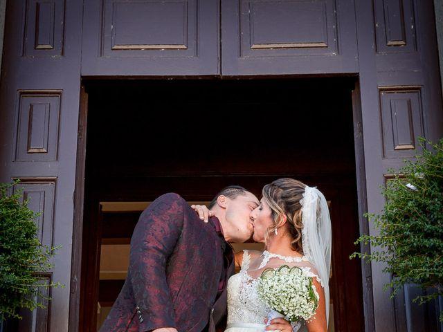 Il matrimonio di Francesca e Daniele a Capodimonte, Viterbo 30