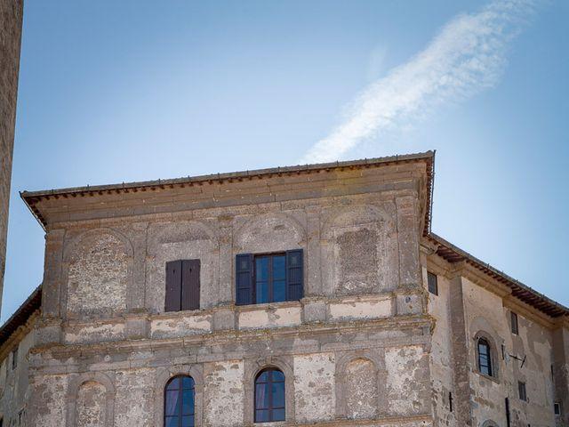 Il matrimonio di Francesca e Daniele a Capodimonte, Viterbo 31