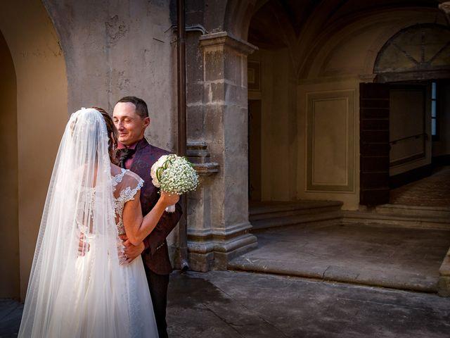 Il matrimonio di Francesca e Daniele a Capodimonte, Viterbo 32