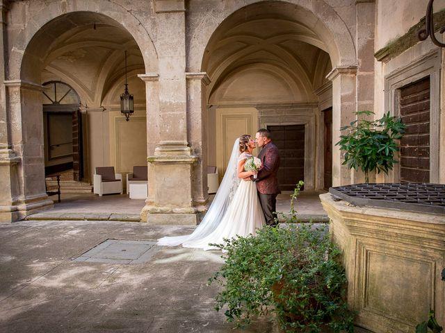 Il matrimonio di Francesca e Daniele a Capodimonte, Viterbo 33