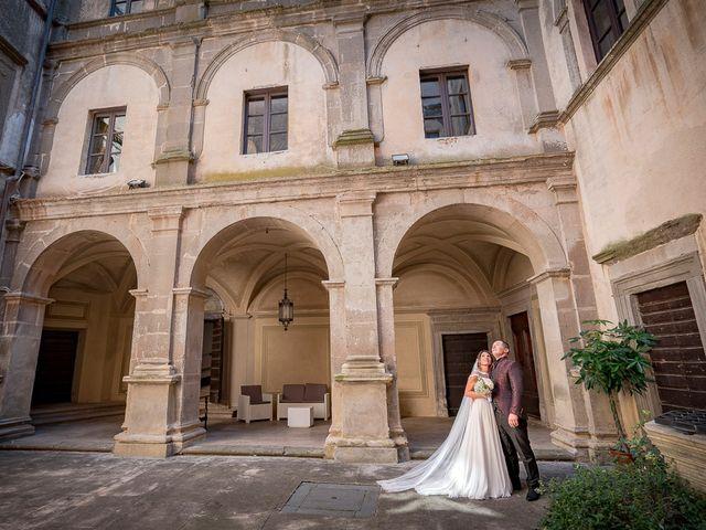 Il matrimonio di Francesca e Daniele a Capodimonte, Viterbo 34