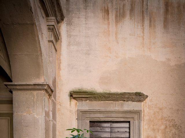 Il matrimonio di Francesca e Daniele a Capodimonte, Viterbo 35