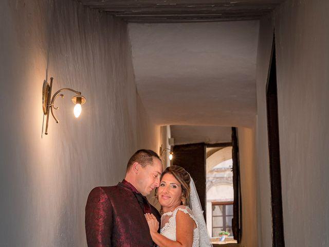 Il matrimonio di Francesca e Daniele a Capodimonte, Viterbo 36