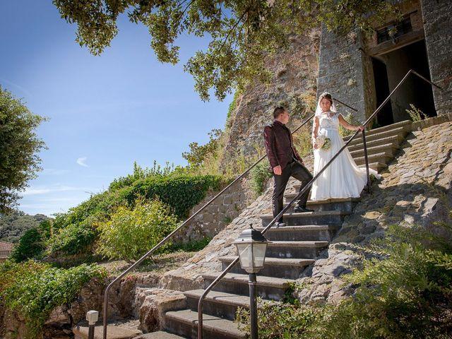 Il matrimonio di Francesca e Daniele a Capodimonte, Viterbo 3
