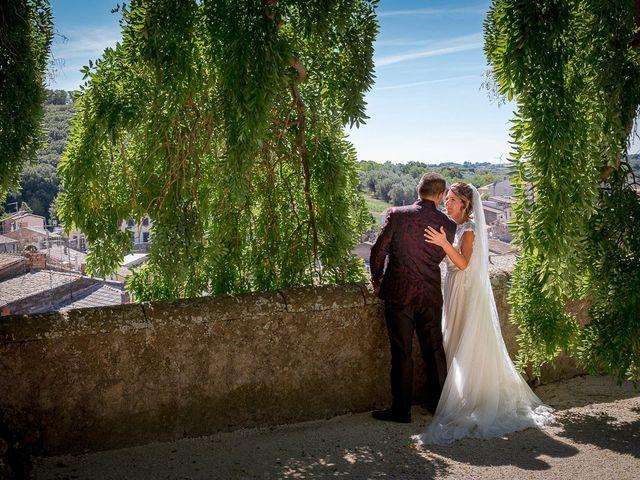 Il matrimonio di Francesca e Daniele a Capodimonte, Viterbo 37