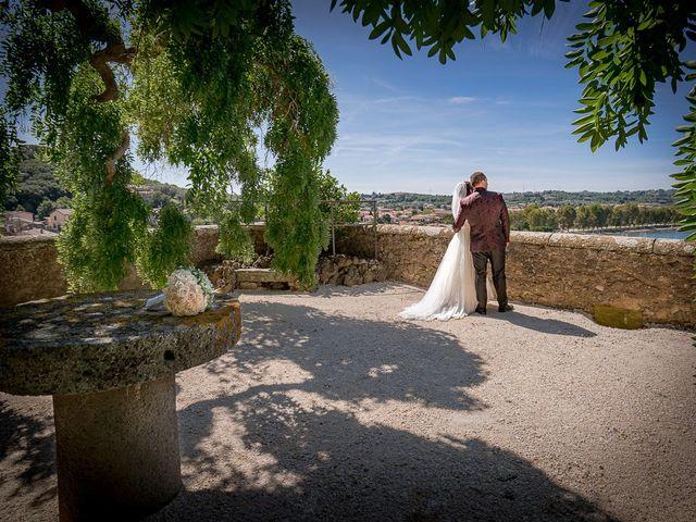 Il matrimonio di Francesca e Daniele a Capodimonte, Viterbo 1