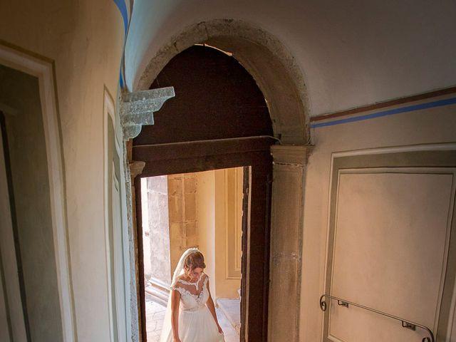 Il matrimonio di Francesca e Daniele a Capodimonte, Viterbo 4