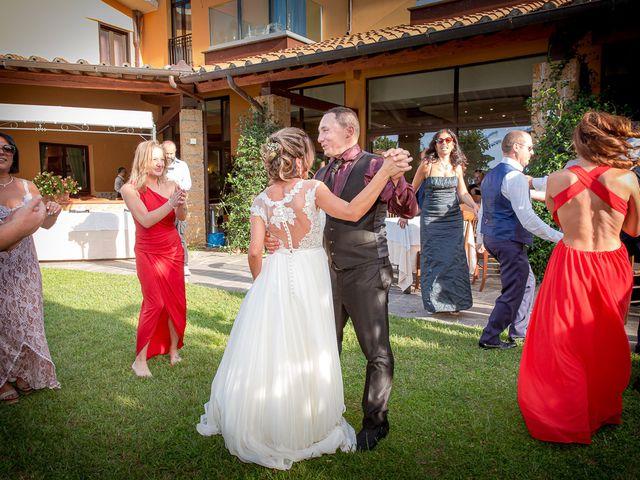 Il matrimonio di Francesca e Daniele a Capodimonte, Viterbo 39