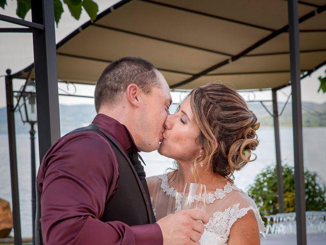 Il matrimonio di Francesca e Daniele a Capodimonte, Viterbo 41