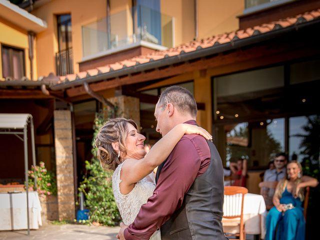 Il matrimonio di Francesca e Daniele a Capodimonte, Viterbo 42