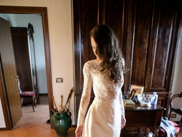 Il matrimonio di Luca e Alice a Gazzola, Piacenza 9
