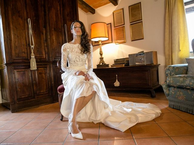 Il matrimonio di Luca e Alice a Gazzola, Piacenza 10