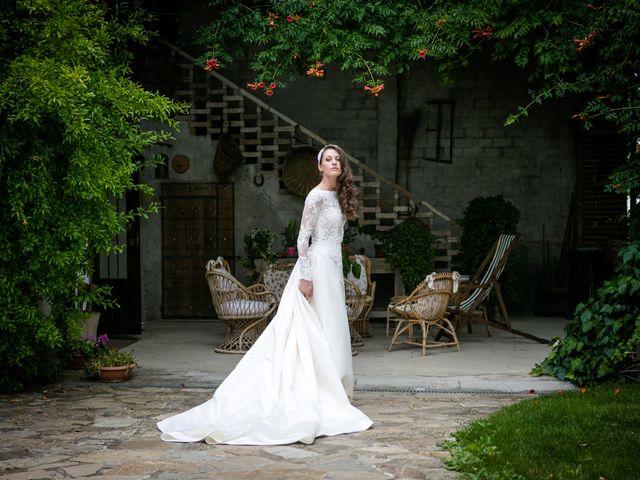 Il matrimonio di Luca e Alice a Gazzola, Piacenza 14