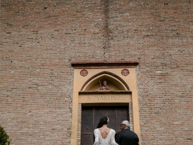 Il matrimonio di Luca e Alice a Gazzola, Piacenza 16
