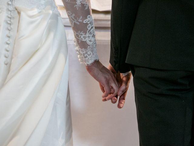 Il matrimonio di Luca e Alice a Gazzola, Piacenza 17