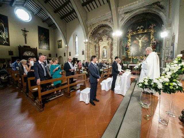 Il matrimonio di Luca e Alice a Gazzola, Piacenza 19