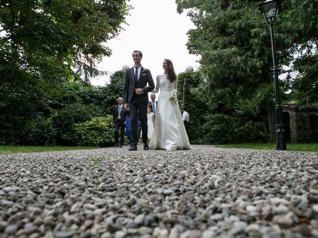Il matrimonio di Luca e Alice a Gazzola, Piacenza 22