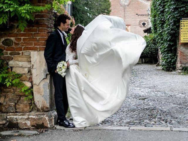 Il matrimonio di Luca e Alice a Gazzola, Piacenza 31