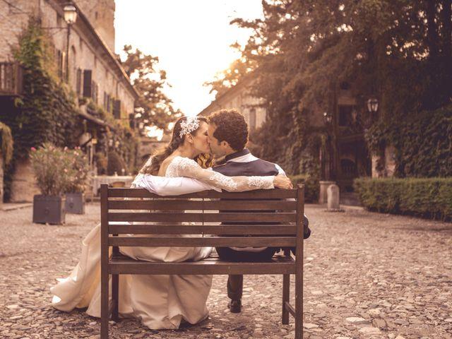 Il matrimonio di Luca e Alice a Gazzola, Piacenza 32
