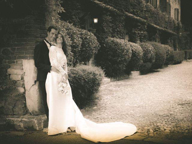 Il matrimonio di Luca e Alice a Gazzola, Piacenza 33