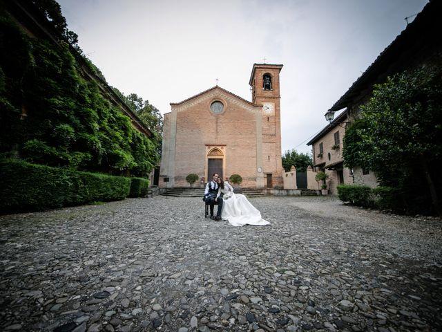 Il matrimonio di Luca e Alice a Gazzola, Piacenza 34