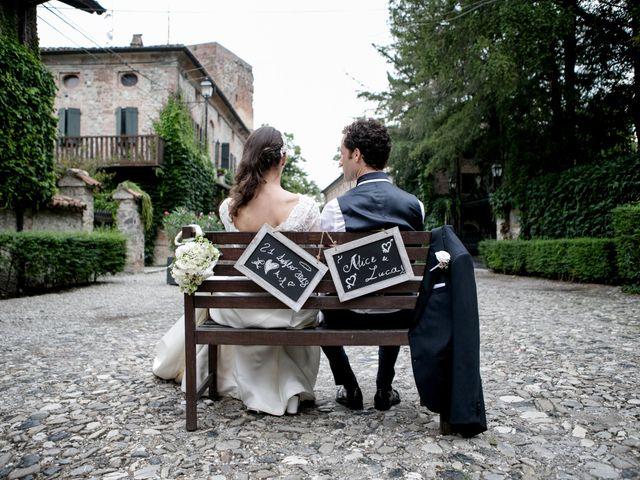 Il matrimonio di Luca e Alice a Gazzola, Piacenza 35