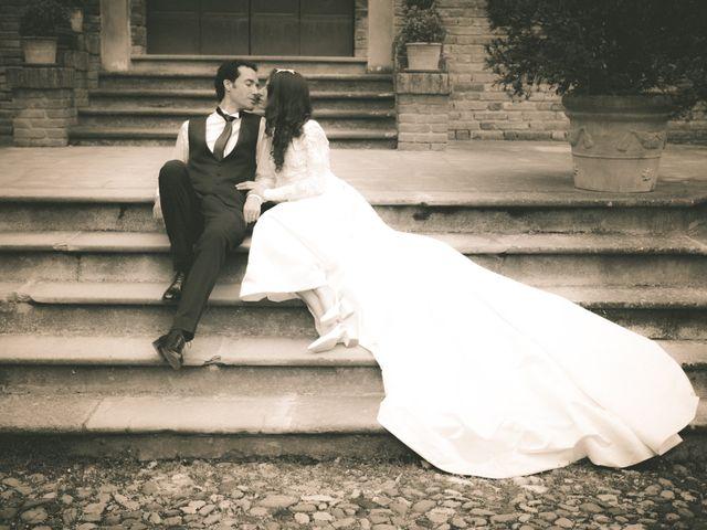 Il matrimonio di Luca e Alice a Gazzola, Piacenza 36