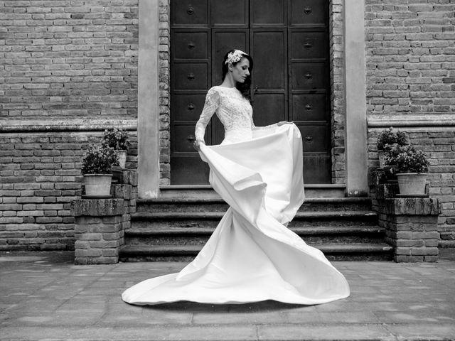 Il matrimonio di Luca e Alice a Gazzola, Piacenza 38